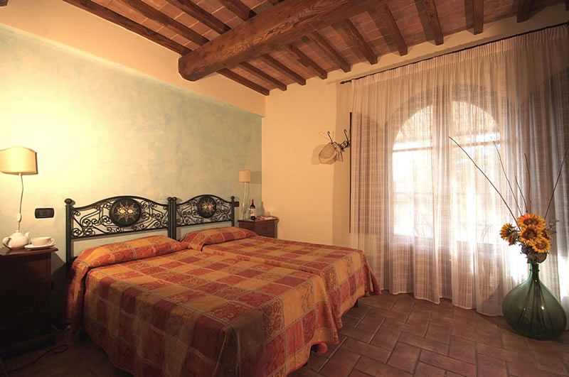 Rooms San Gimignano